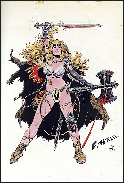FRANK THORNE'S GHITA An Erotic Treasury Archival Edition Signed