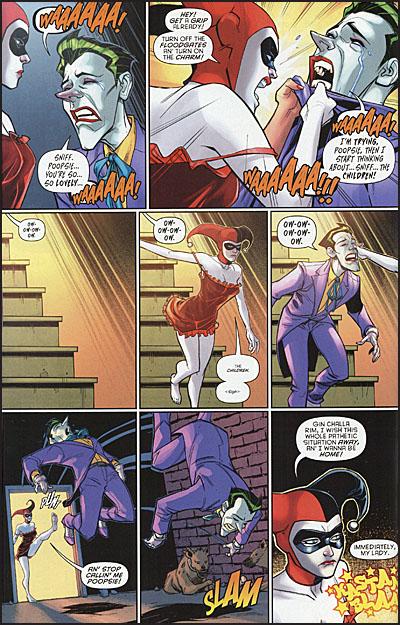 HARLEY QUINN Volume 5 the Joker's Last Laugh (The New 52)