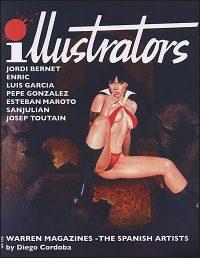 ILLUSTRATORS QUARTERLY SPECIAL #1 Spanish Artists