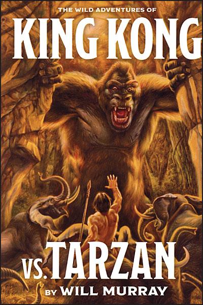 THE WILD ADVENTURES OF KING KONG VS TARZAN