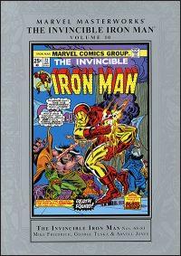 MARVEL MASTERWORKS THE INVINCIBLE IRON MAN Volume 10