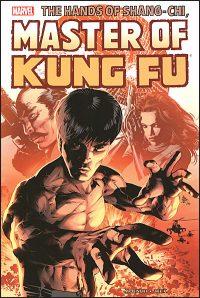 HANDS OF SHANG-CHI MASTER OF KUNG FU Omnibus Volume 3