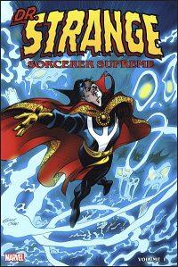 DOCTOR STRANGE Sorcerer Supreme Omnibus Volume 1