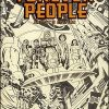 JACK KIRBY FOREVER PEOPLE Artist's Edition