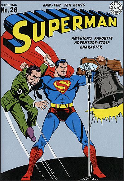 SUPERMAN The Golden Age Omnibus Volume 4
