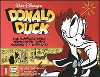 WALT DISNEY'S DONALD DUCK COMPLETE DAILY NEWSPAPER COMICS Volume 4 1945-1947