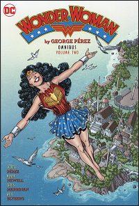 WONDER WOMAN GEORGE PEREZ Omnibus Volume 2