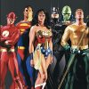 ABSOLUTE JUSTICE LEAGUE The World's Greatest Superheroes Slipcased