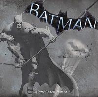 BATMAN 2018 Calendar