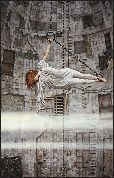 BEYOND SCIENCE FICTION The Alternative Realism of Michael Whelan In A World