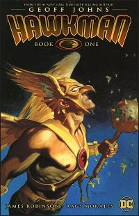 HAWKMAN By Geoff Johns Volume 1