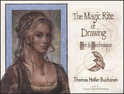 MAGIC RITE OF DRAWING Art & Techinque Signed