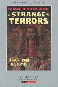 PRE-CODE CLASSICS STRANGE TERRORS Volume 1