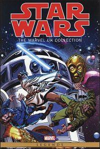 STAR WARS The Marvel UK Omnibus