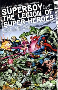 SUPERBOY AND THE LEGION OF SUPER-HEROES Volume 1
