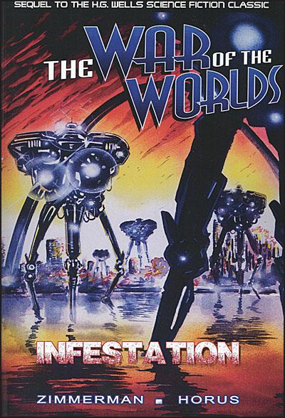 WAR OF THE WORLDS INFESTATION