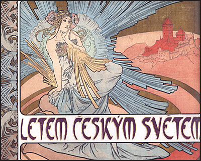 WORLD OF MUCHA A Journey to Two Fairylands Paris and Czech