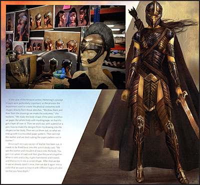 WONDER WOMAN The Art & Making of the Film