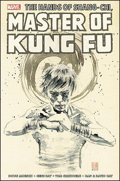 HANDS OF SHANG-CHI MASTER OF KUNG FU Omnibus Volume 4