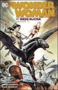 WONDER WOMAN By Greg Rucka Volume 2