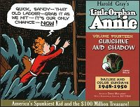 THE COMPLETE LITTLE ORPHAN ANNIE Volume 14