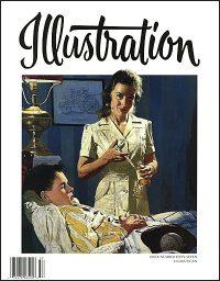 ILLUSTRATION MAGAZINE #57