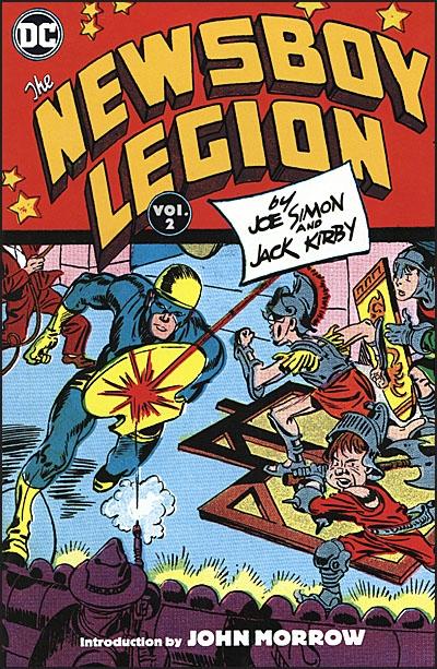 NEWSBOY LEGION Volume 2