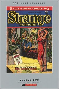 PRE-CODE CLASSICS STRANGE TERRORS Volume 2