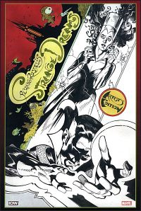 P. CRAIG RUSSELL'S STRANGE DREAMS Artist's Edition