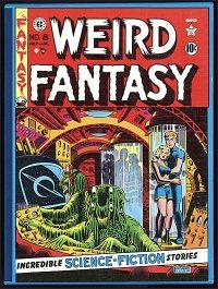 EC ARCHIVES Weird Fantasy Complete Set