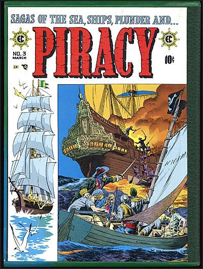 EC ARCHIVES Aces High, Piracy, Psychoanalysis, Extra! Set