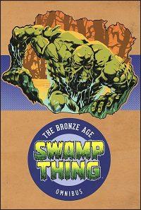 SWAMP THING The Bronze Age Omnibus Volume 1