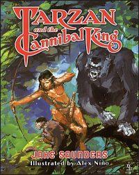 TARZAN AND THE CANNIBAL KING