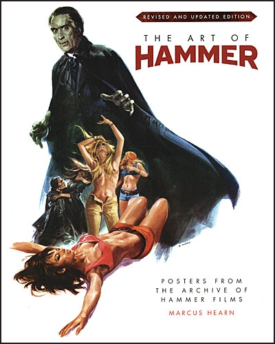 ART OF HAMMER Posters From the Archive of Hammer Films