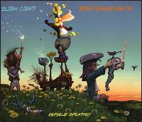 BLOOM COUNTY BRAND SPANKING NEW DAY Signed