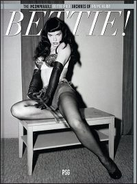 BETTIE THE INCOMPARABLE BETTIE PAGE Archives of Irving Klaw