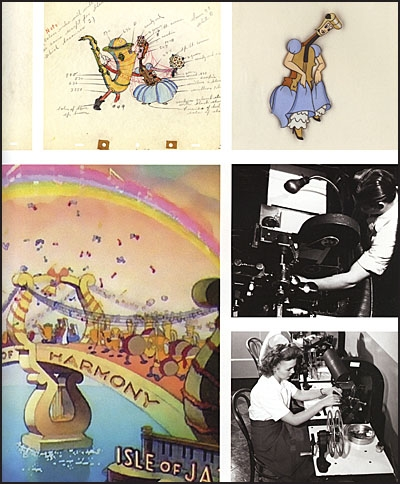 INK & PAINT The Women of Walt Disney's Animation