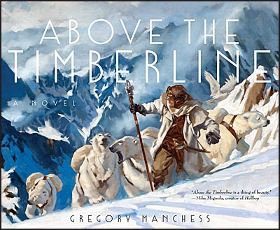 ABOVE THE TIMBERLINE Signed