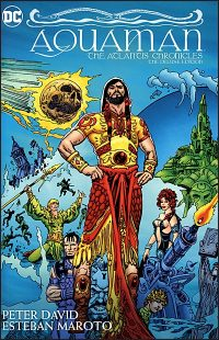 AQUAMAN The Atlantis Chronicles