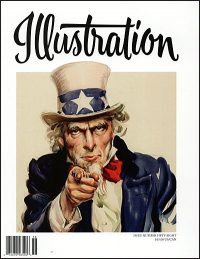 ILLUSTRATION MAGAZINE #58