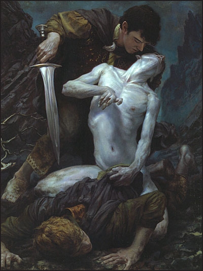 MIDDLE EARTH Visions of a Modern Myth
