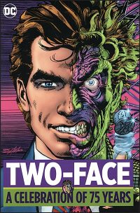 TWO-FACE CELEBRATION OF 75 YEARS