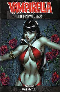VAMPIRELLA The Dynamite Years Omnibus Volume 1