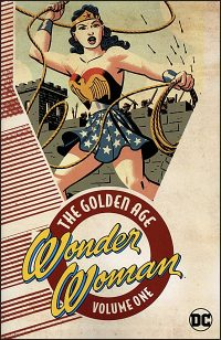 WONDER WOMAN THE GOLDEN AGE Volume 1