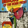 HEROES OF THE HOME FRONT Bell Features Artist of WWII Deluxe Signed