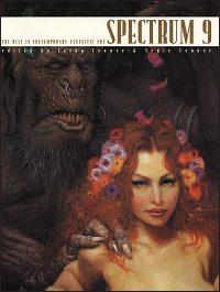SPECTRUM Volume 9 Hardcover