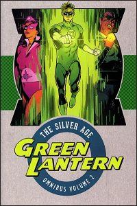 GREEN LANTERN The Silver Age Omnibus Volume 2