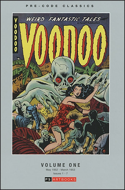 PRE-CODE CLASSICS VOODOO Volume 1