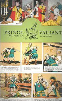 PRINCE VALIANT Volume 17