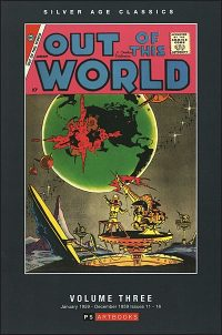 SILVER AGE CLASSICS OUT OF THIS WORLD Volume 3